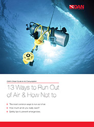 13 Ways to Run Out of Air & How Not to